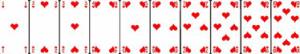 10 basses ou fausses cartes