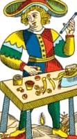 Les contrats au tarot
